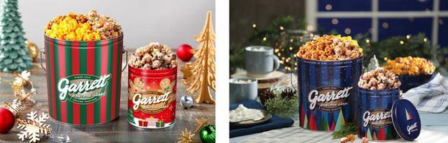 画像1: クリスマスを華やかに彩る限定デザイン缶セレクションが登場! 3種のレシピをいちどに味わえる、みんなで楽しむホームパーティーにぴったりなアソート缶も。