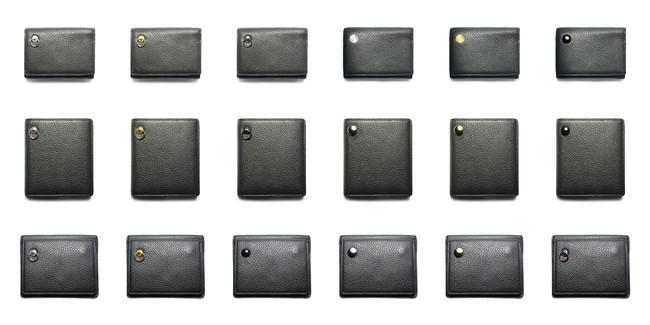 画像5: 定番ウォレットコレクションに時代を象徴する新作がラインナップ。