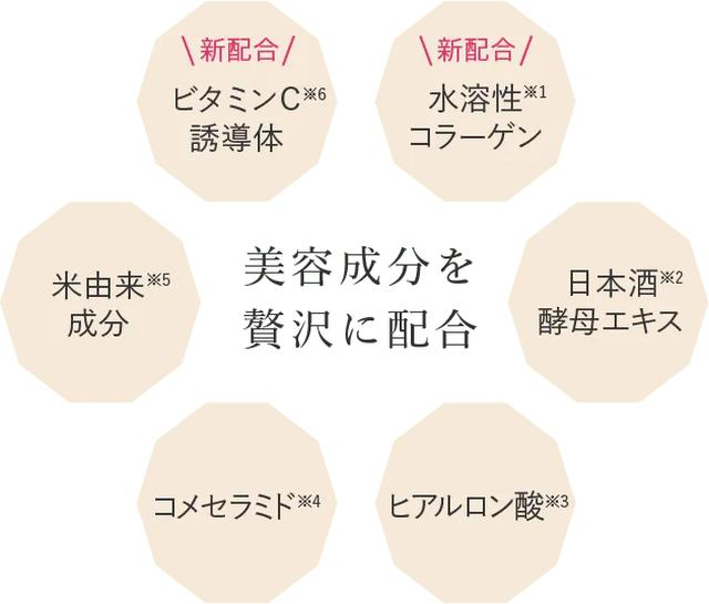 画像4: 【使用レポ】日本酒メーカーが作ったコスメではんなり上品メイク♡