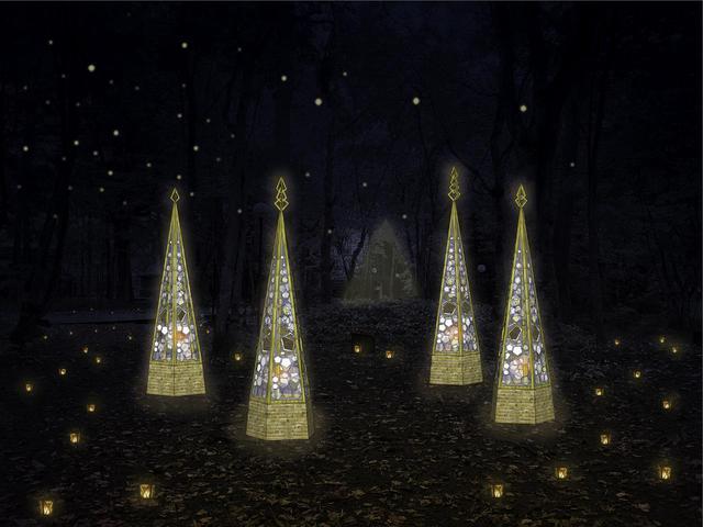 """画像3: のんびりクリスマスには""""軽井沢""""がぴったり!"""