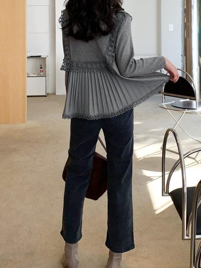 画像3: ♥裏起毛のボトムスで寒さも安心♡