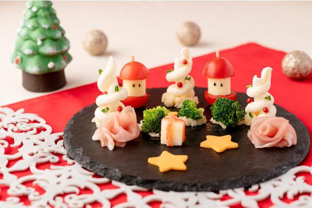画像1: クリスマス×おうち時間を盛り上げるパーティーレシピ