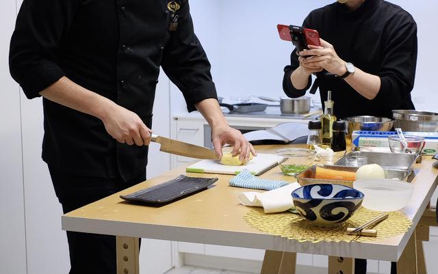 画像3: 料理教室②出汁巻き玉子
