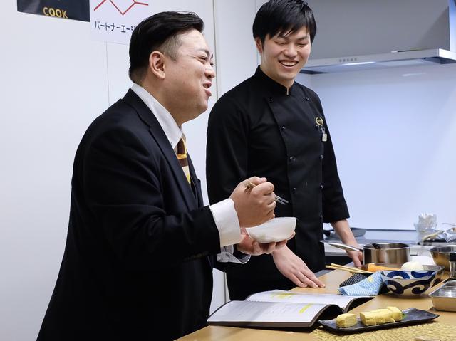 画像4: 料理教室②出汁巻き玉子
