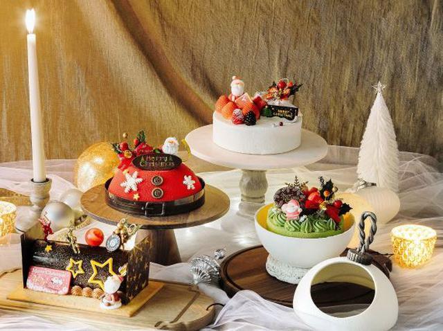"""画像1: 【試食レポ】大切な人との""""特別なひととき""""を‥「シェラトン・グランデ・トーキョーベイ・ホテル」のクリスマスケーキ♡"""