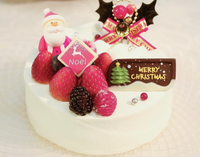 画像1: クリスマスショートケーキ