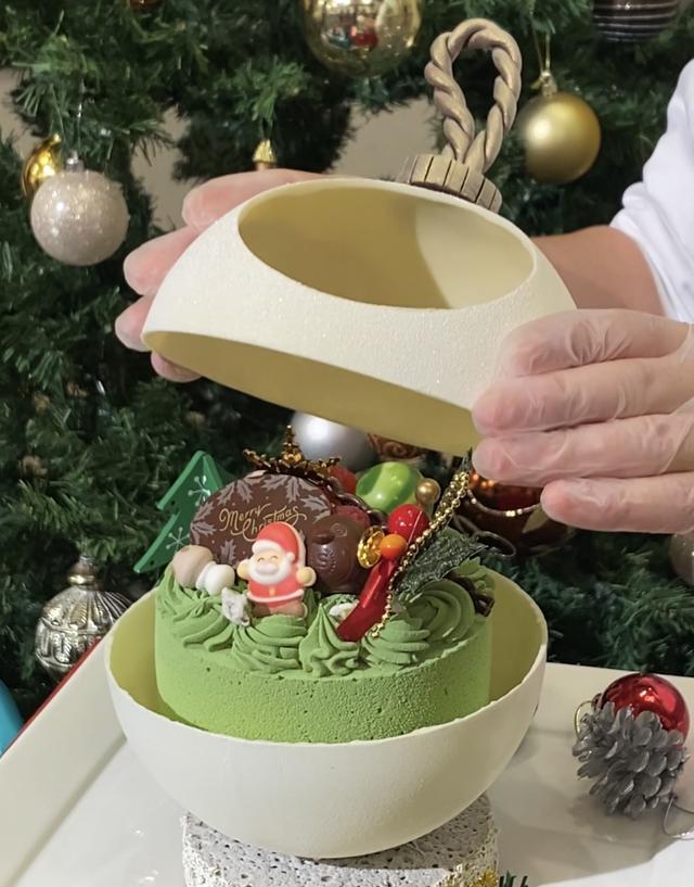 """画像2: 【試食レポ】大切な人との""""特別なひととき""""を‥「シェラトン・グランデ・トーキョーベイ・ホテル」のクリスマスケーキ♡"""
