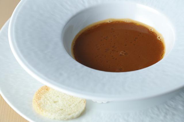 画像: ●Soupe(スープ) 相模湾磯魚を使った濃厚なスープドポワソン