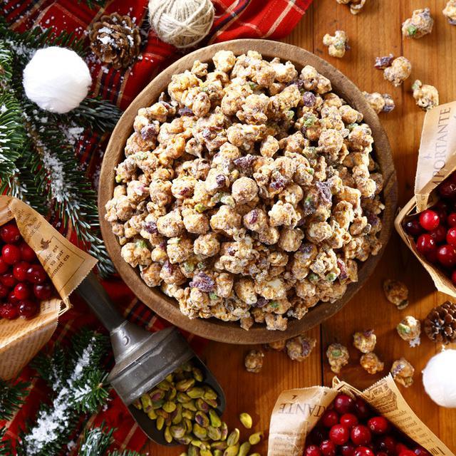 画像2: クリスマスを彩る星型缶に、新レシピ「ココア ヘーゼルナッツ」をつめた『Holiday Star』期間限定・数量限定で発売!