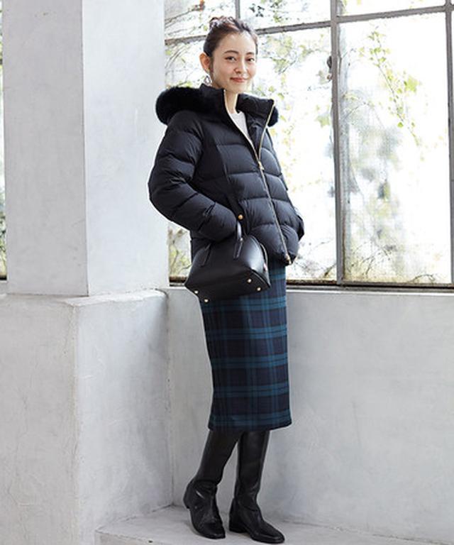 画像5: 人気モデル今井りかさんが着こなす2020秋冬アウターコレクション