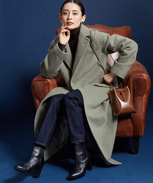 画像3: 人気モデル今井りかさんが着こなす2020秋冬アウターコレクション