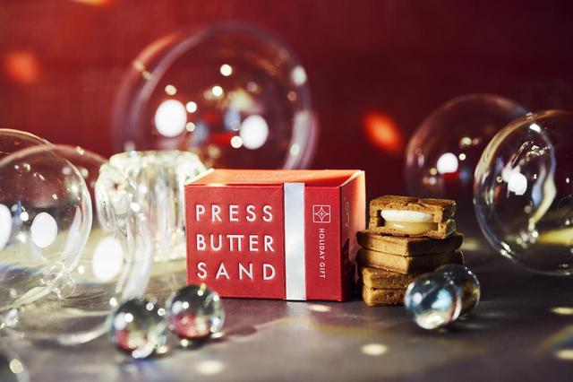 画像1: バターサンド専門店「PRESS BUTTER SAND」初のホリデー・年末年始セットが登場