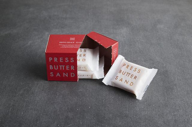 画像2: バターサンド専門店「PRESS BUTTER SAND」初のホリデー・年末年始セットが登場