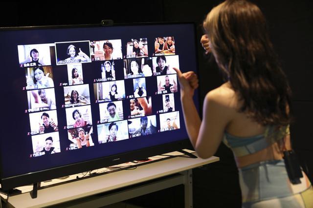 画像: 業界先駆け!「MEGALOS ONLINE LIVE LESSON」で臨場感のある体験を!