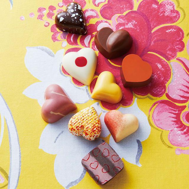 画像2: 【試食レポ】今だからこそ!世界のチョコがひと箱に♡「幸福のチョコレート」をオンラインでポチ☆彡