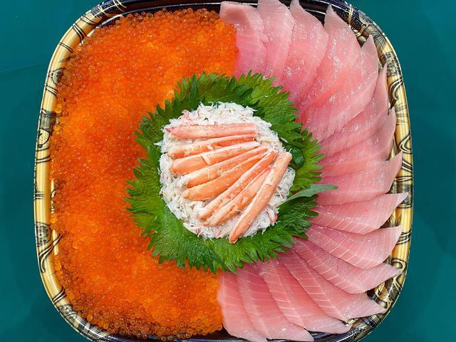 画像2: 【番外編】どデカ寿司桶