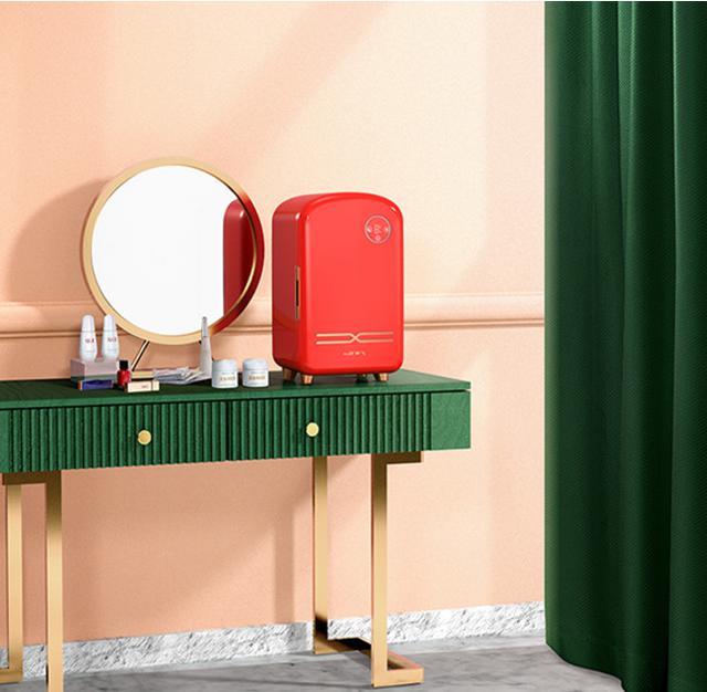 画像2: プロ級のコスメ管理ができるコスメ専用冷蔵庫「Frestec」で、極上のおうち美容を。