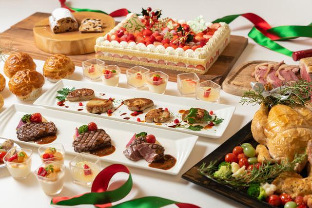 画像1: 今年のクリスマス&お正月は 新スタイルのホテルブッフェで心ときめく!
