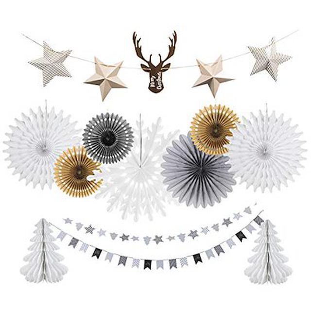 画像: SUNBEAUTY クリスマス飾り付けセット
