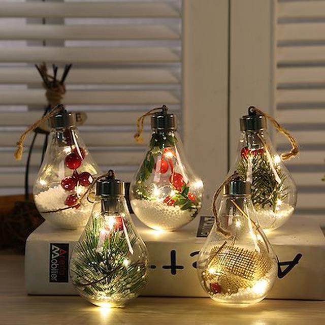 画像: [Qoo10] クリスマスボール 飾り用 ボール オーナ... : ホビー・コスプレ