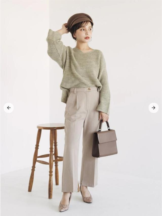 画像2: 美しく着こなすための、デザインポイント