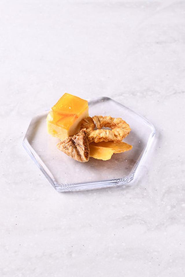 画像3: 完全予約制フルーツのフルコース専門店「フルーツサロン」に「いちご×ハーブ」の冬の贅沢フルコースが登場