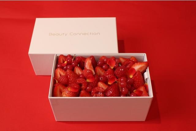 画像8: 完全予約制フルーツのフルコース専門店「フルーツサロン」に「いちご×ハーブ」の冬の贅沢フルコースが登場