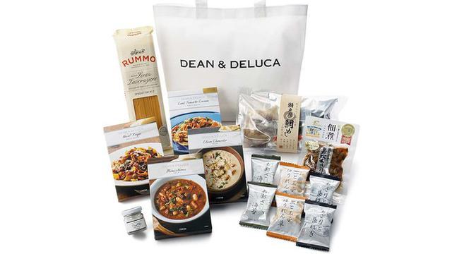 画像2: 【DEAN & DELUCA】口福を詰めこんだ5種の福袋2021が事前注文受付スタート
