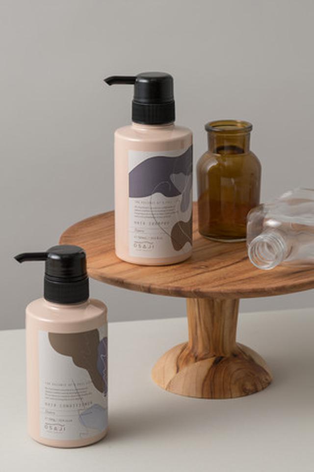 画像2: OSAJI| official siteスキンケアブランド「OSAJI(オサジ)」より、冬限定の香り「Danro」のヘア&ボディケアシリーズ登場