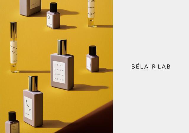 画像: 香りと感性の研究所「BÉLAIR LAB」より空間の香りコレクションを発売