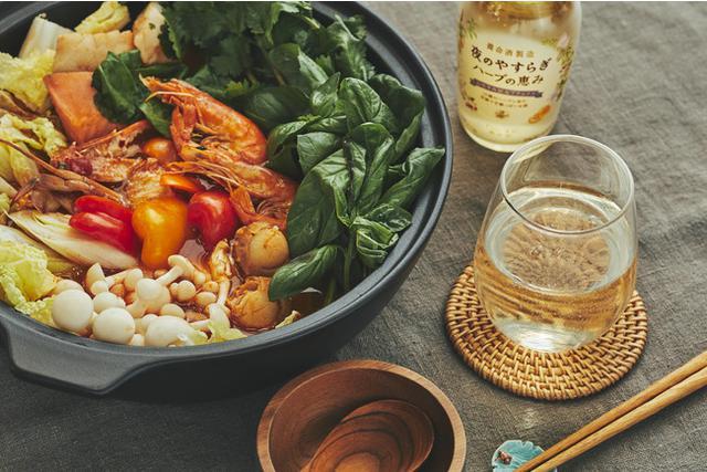 画像: ハーブたっぷりの料理と一緒に「ハーブのお酒」を!おすすめペアリング
