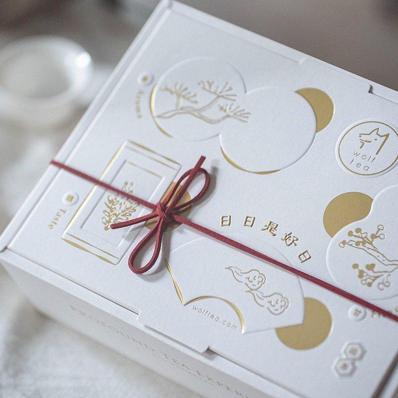 画像: 琅茶 Wolf Tea ウルフティー   Pinkoi   デザイナーブランド