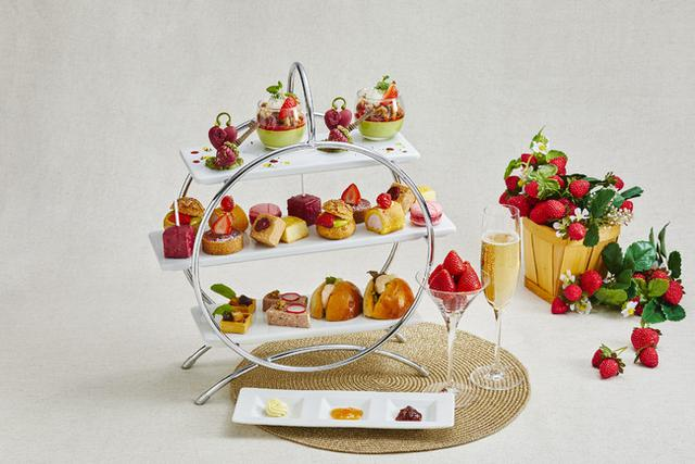 画像3: 甘美ないちごをスイーツやカクテルで。季節の美味しさを存分に味わう「ストロベリーカー二バル」