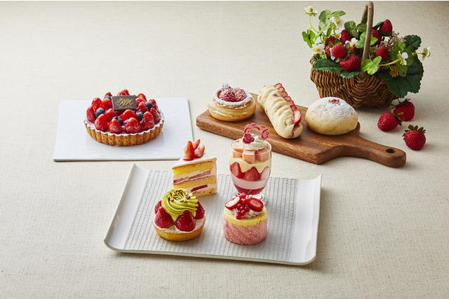 画像6: 甘美ないちごをスイーツやカクテルで。季節の美味しさを存分に味わう「ストロベリーカー二バル」