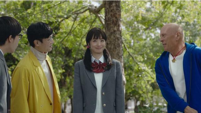 画像: 新テレビCM 5Gって ドラえもん?「未来のしずか登場」篇より ©Fujiko-Pro