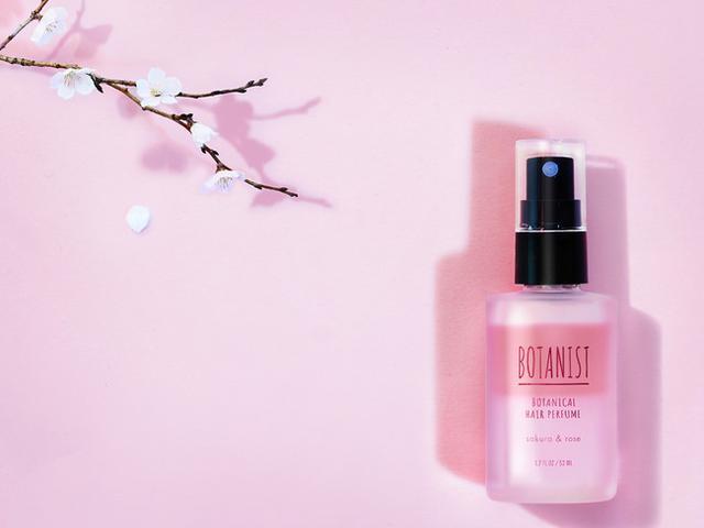 画像4: 春の夢を、咲かせる。サクラ香るBOTANIST ボタニカルスプリングシリーズ12 月24 日発売