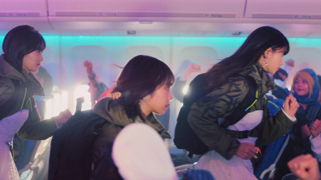 画像4: 『荒野行動「乃木坂46 LIVE IN 荒野」篇』全国放映開始!