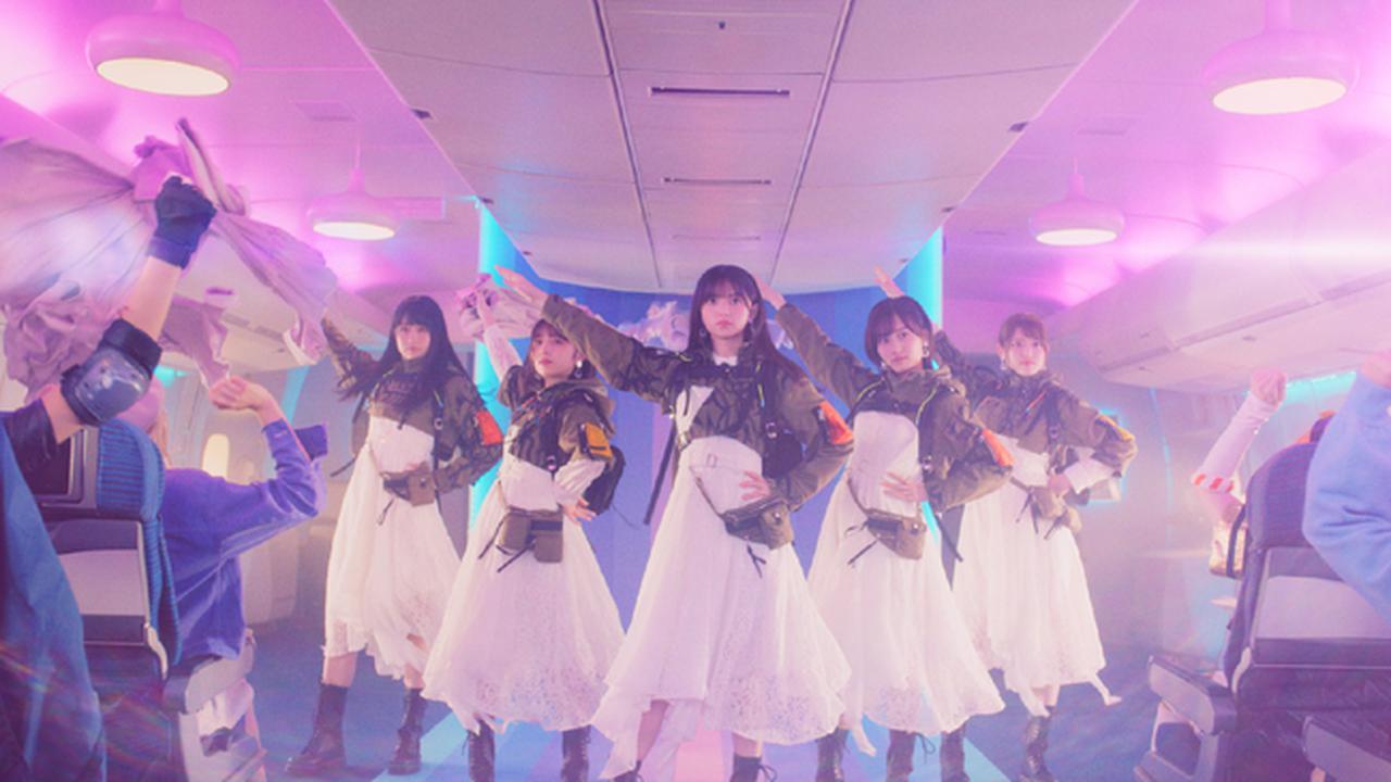 画像1: 『荒野行動「乃木坂46 LIVE IN 荒野」篇』全国放映開始!