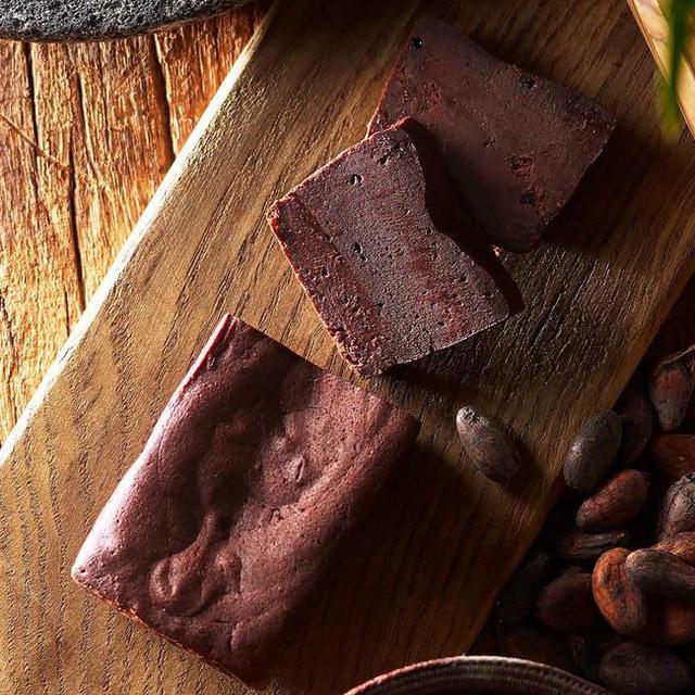 画像: 【初登場】マーハチョコレート/生ガトーショコラ(1個入、長さ約18㎝)2,700円