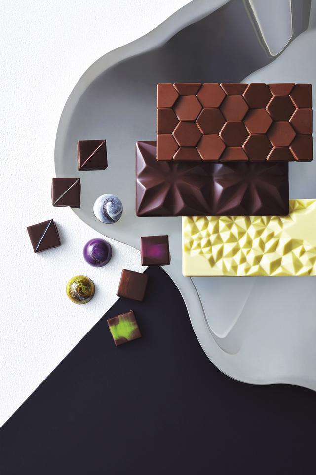 画像: 感性を揺さぶる、アートなショコラ!