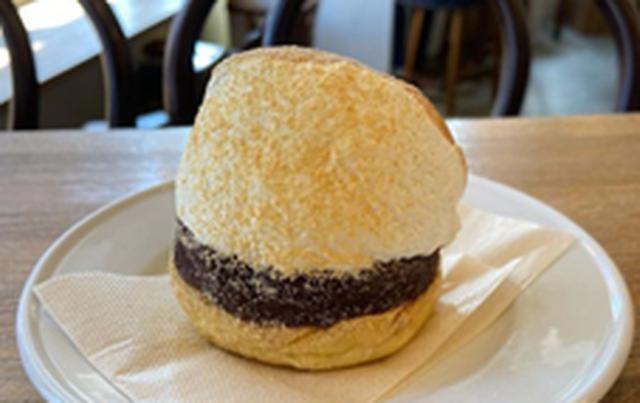 画像: ここでしか味わえない!八丁堀2F coffee「あんこマリトッツォ」