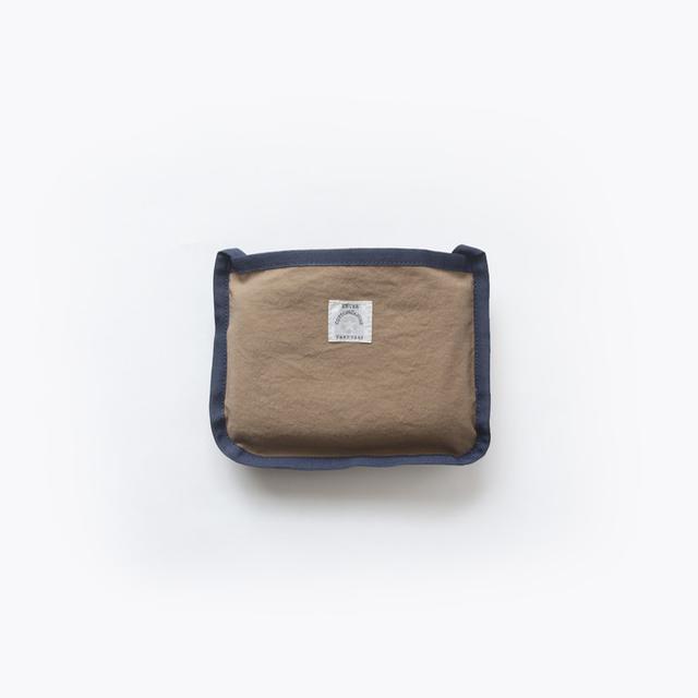 画像2: 大人が持ちたいお洒落カラーの「エコバッグ」新色ネイビー・ブラウンが登場