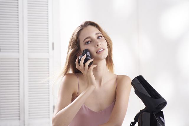 画像5: 【試用レポ】髪だけでなく全身のケアができる新感覚ドライヤーCALEA(カレア)の「復元ドライヤー」