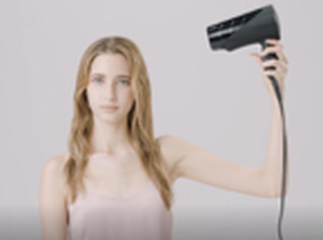 画像2: 【試用レポ】髪だけでなく全身のケアができる新感覚ドライヤーCALEA(カレア)の「復元ドライヤー」