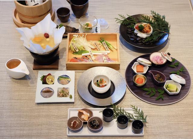 画像: ■ディナー「冬限定 海鮮食べつくしコース」 9,000円〜(税込)