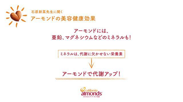 画像2: 【レポ】アーモンドでキレイ生活。1月23日は「アーモンドの日」♡