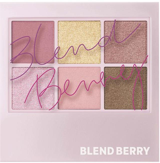 画像2: メイクブランド『BLEND BERRY』より、SAKURA COLLECTIONの限定セットを発売