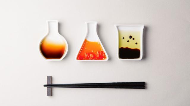 画像: Food test sauce dish set - Mr.Sci Science Factory  - 小皿   Pinkoi