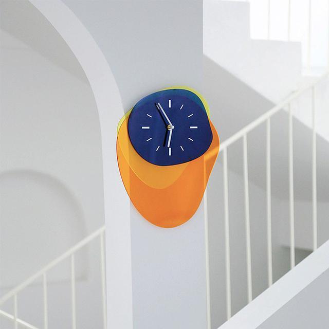 画像: Three-color clock - lihohome  - 時計   Pinkoi