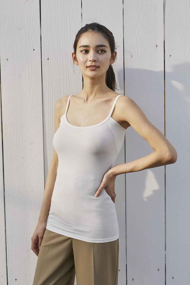 画像1: ファッションがすっきり決まる機能性インナー「STYLE-DRY」